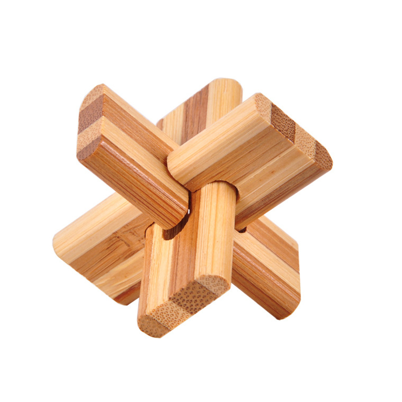 Bamboozler COC knot Puzzle