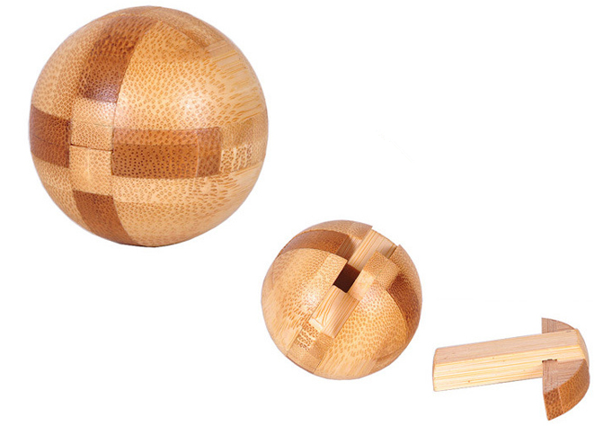 bamboo ball puzzle