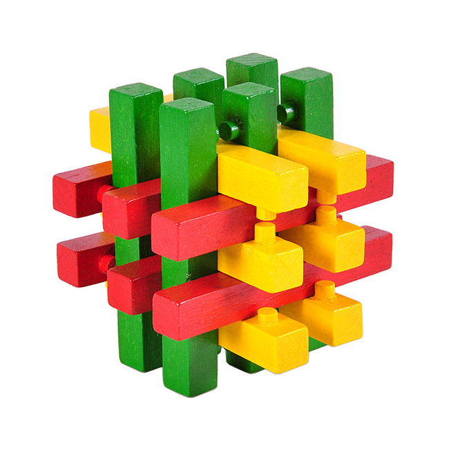 Pile of Logs Puzzle