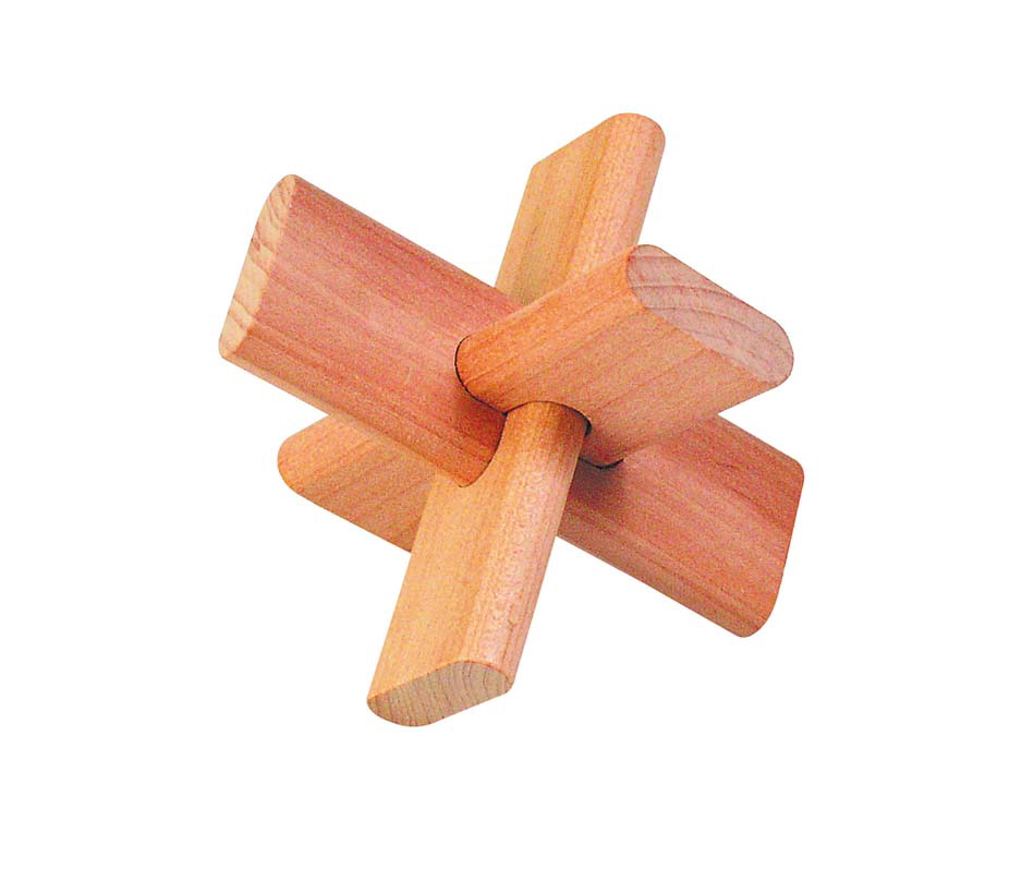 Natural Wooden C.O.C Puzzle