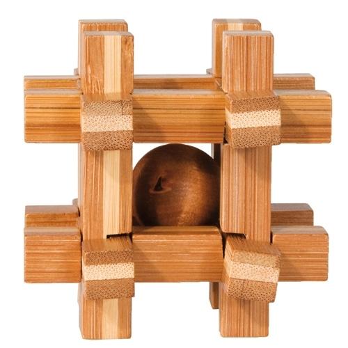 Bamboozler trap ball Puzzle