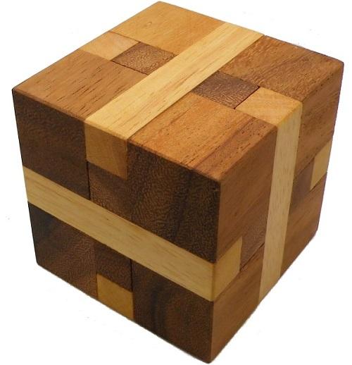 Bind Cube IQ test Puzzle
