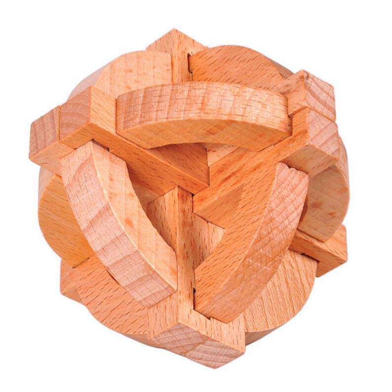 Eco Friendly wooden Puzzle