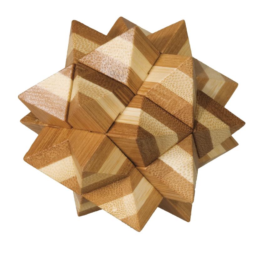 bamboozler puzzle set of desk toy