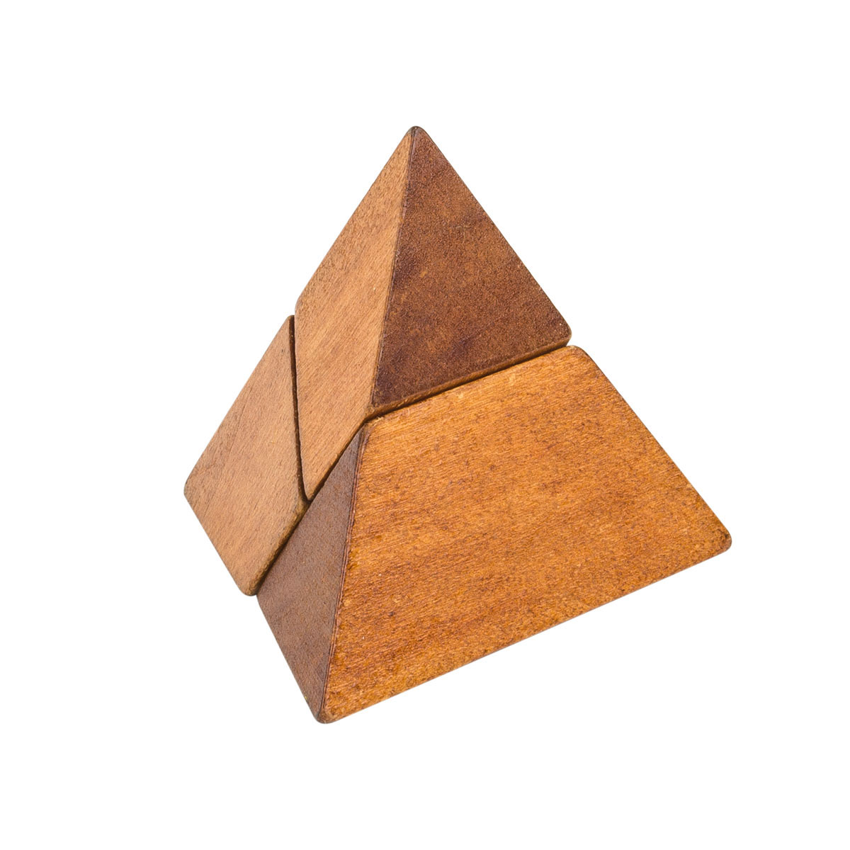 small wooden puzzle