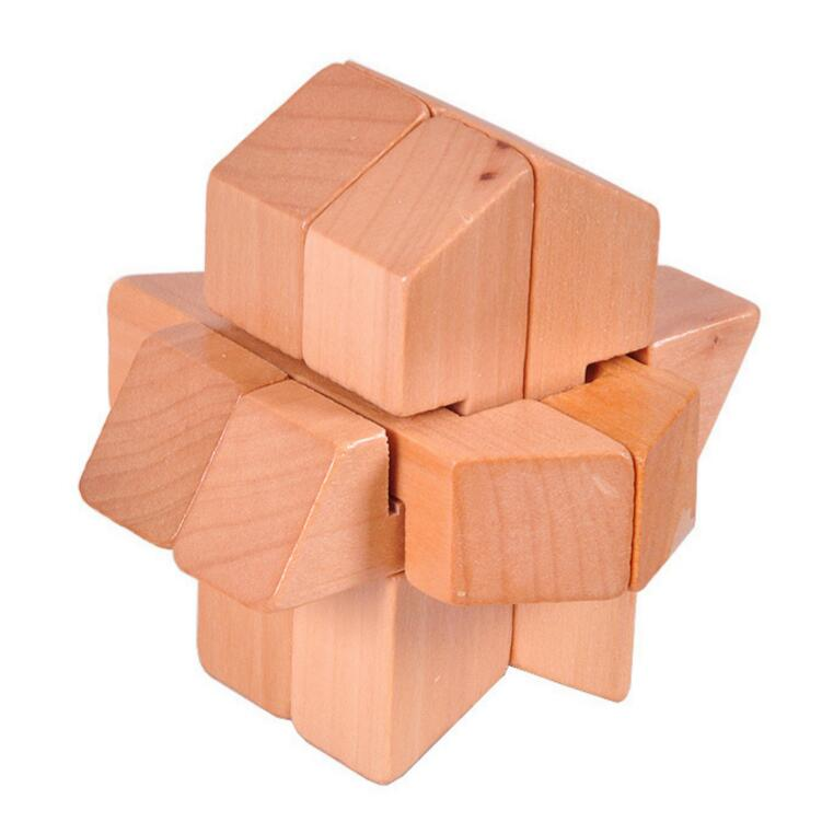 Brand Wooden Puzzle gift