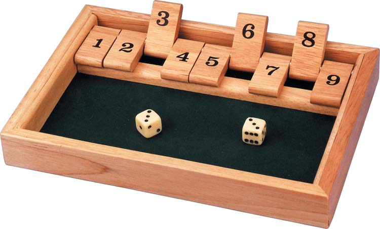 coffee table wooden games