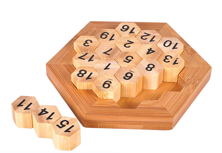 number title puzzle