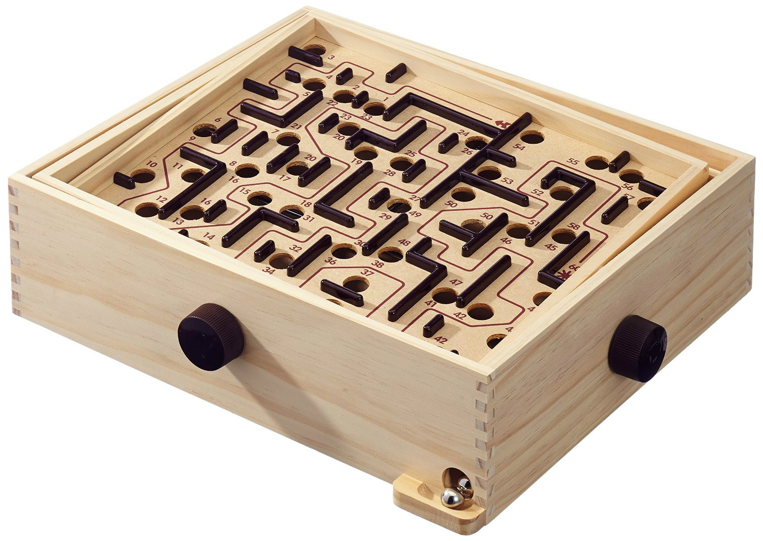 Wooden Classical Marble Game