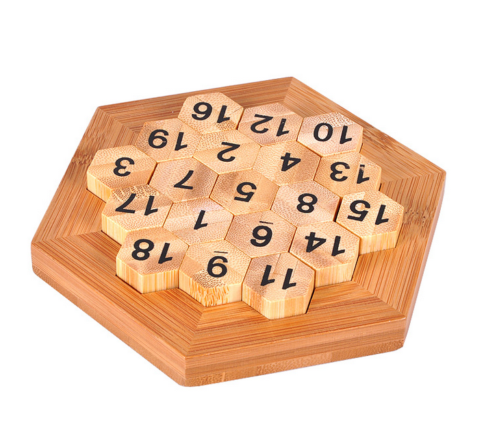 bamboo number puzzle
