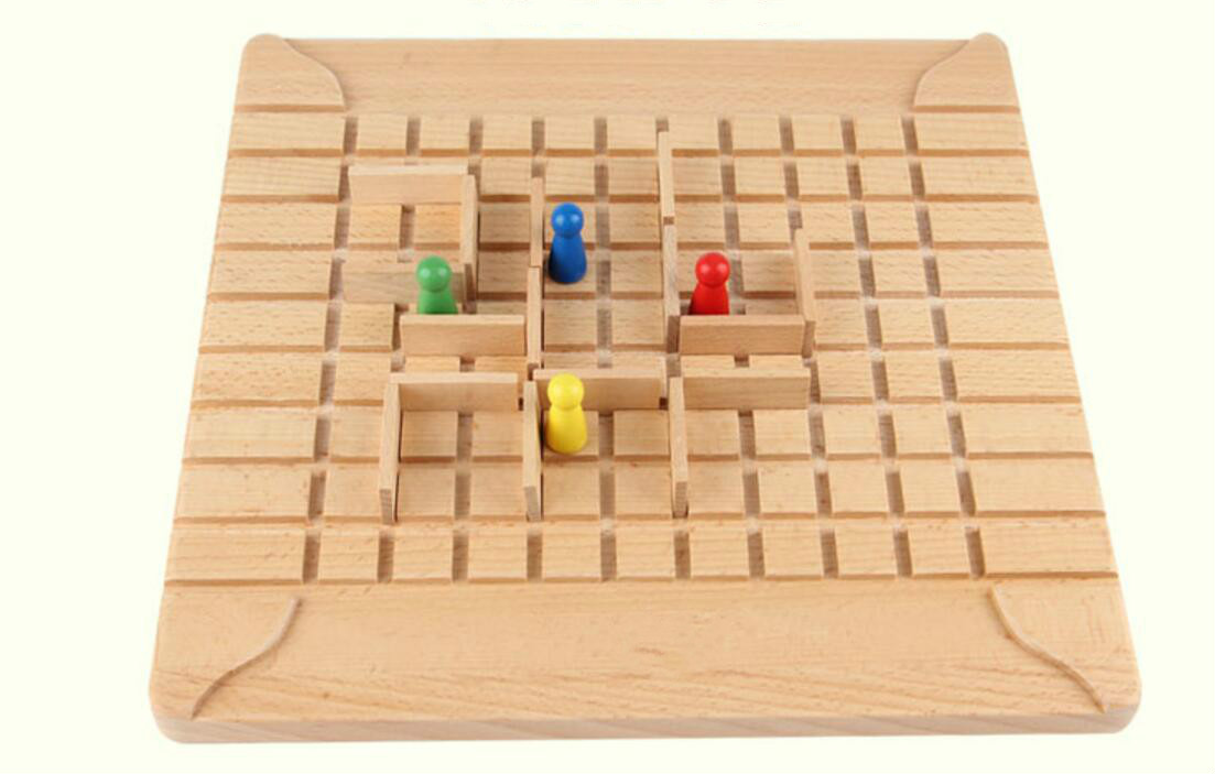 Wooden family Game