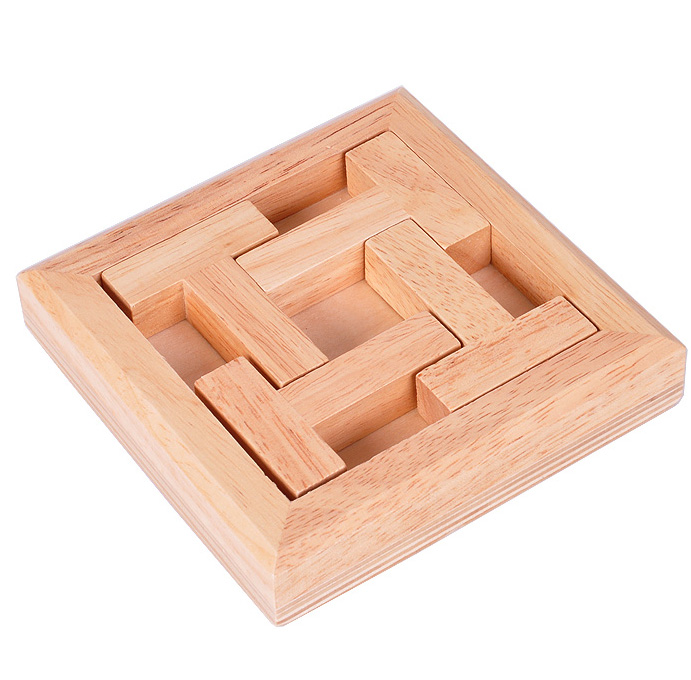 4 t shape puzzle