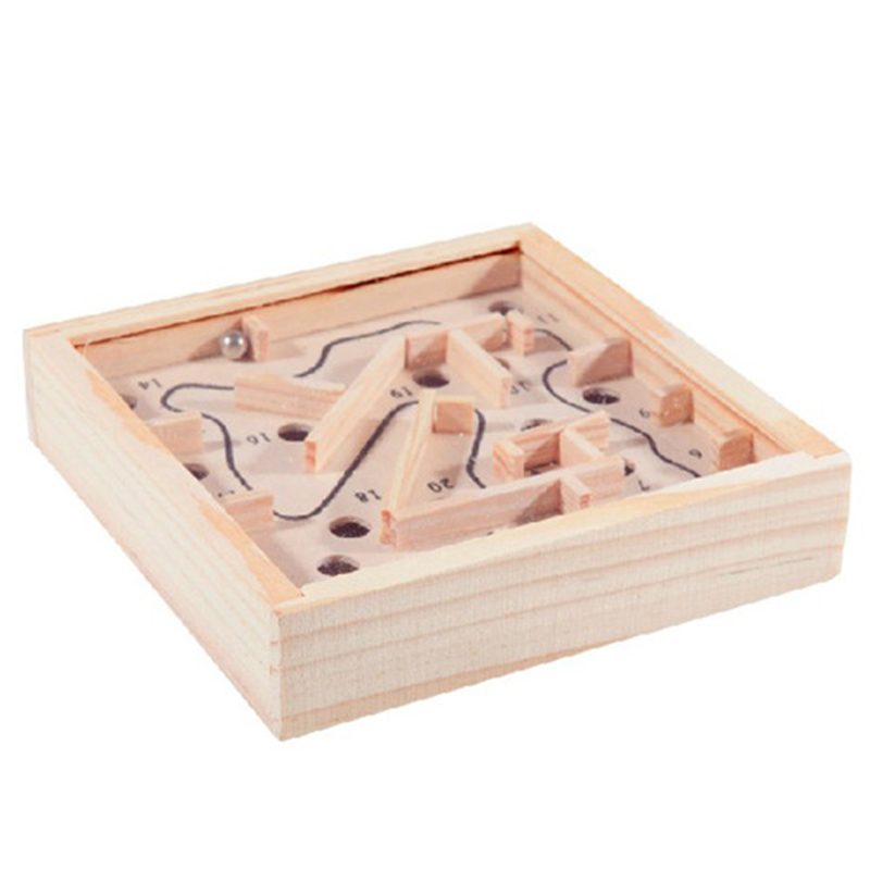 Wooden Hand Play Toy