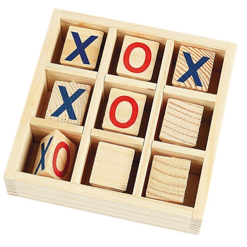 wooden strategy game for kid