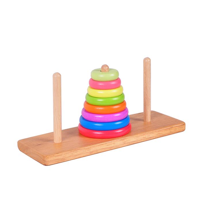 wooden kids match toy