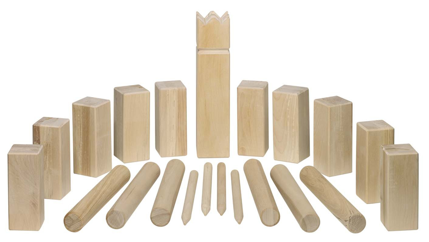 wooden Lawn Game Scatter Outdoor Game
