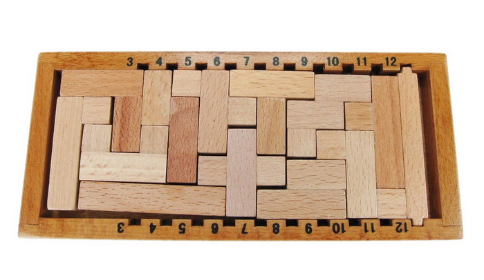 wooden family board blocks games
