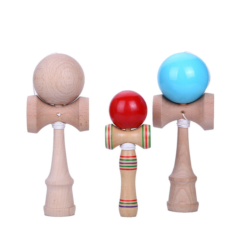 wooden funny game toy