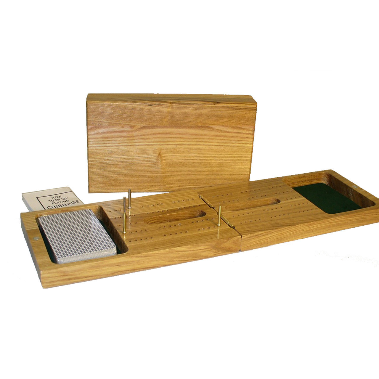 wooden gambling game