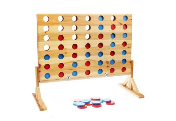 wooden children game