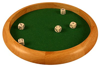 wooden dice chests