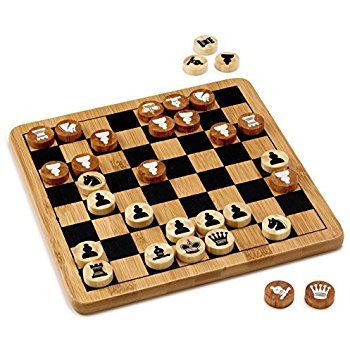 bamboo chess game sets