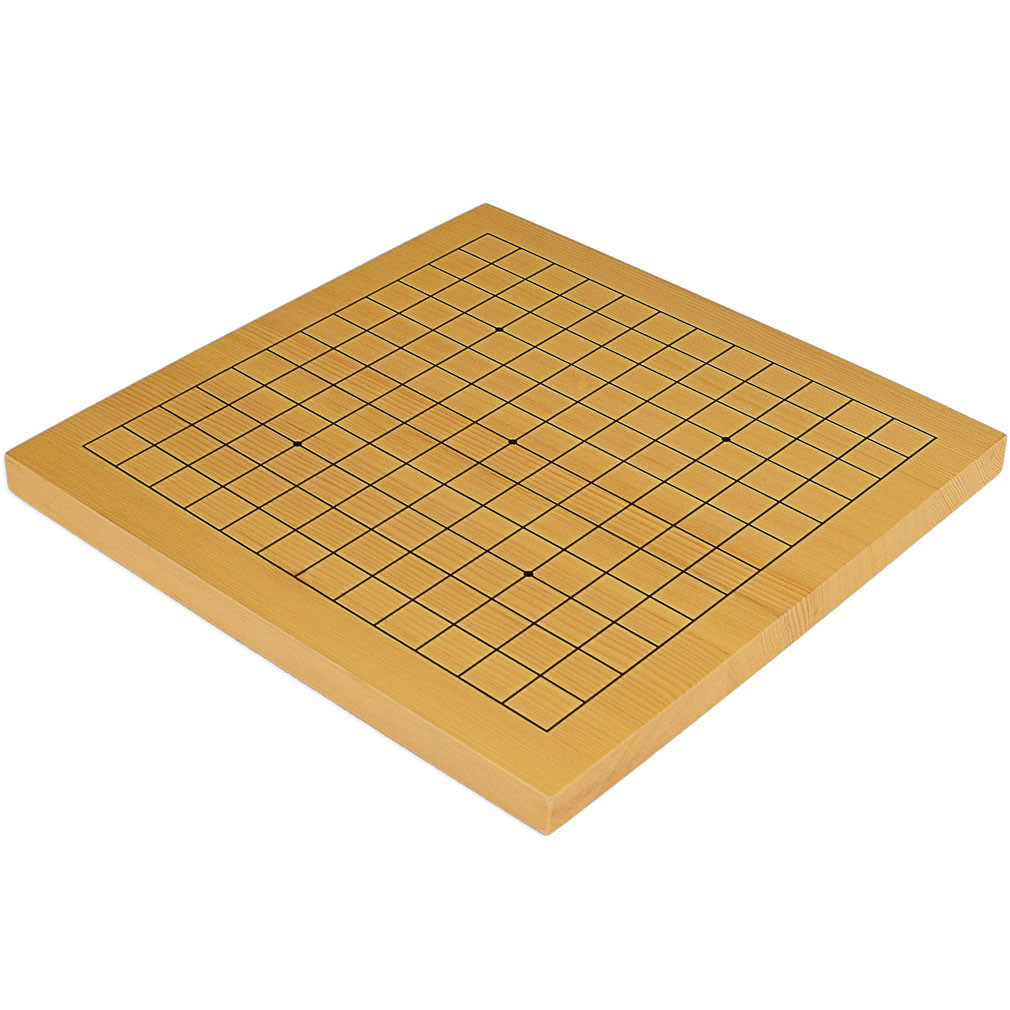traditional Go game equipment