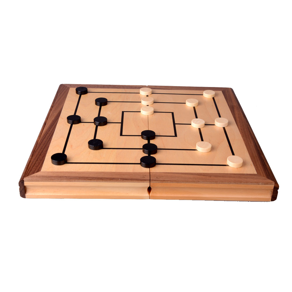 wooden classic board game