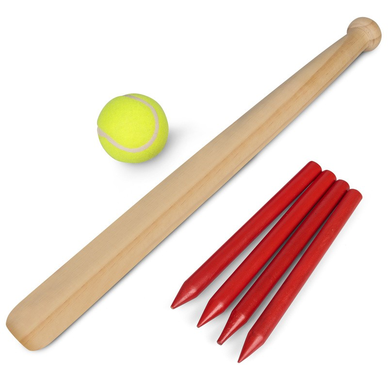 wooden sport game set