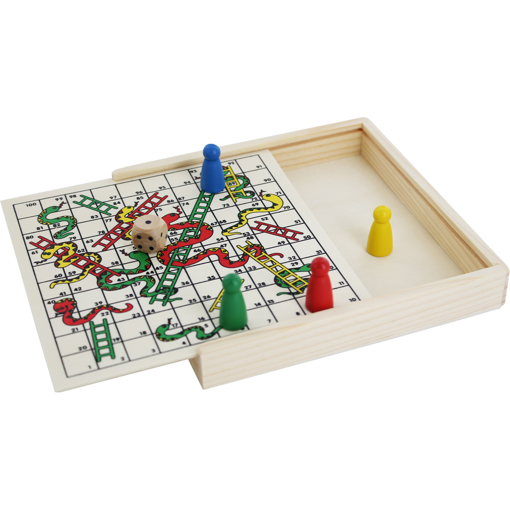wooden children game