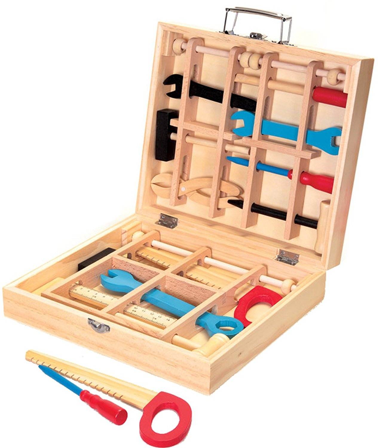 wooden children learning tool