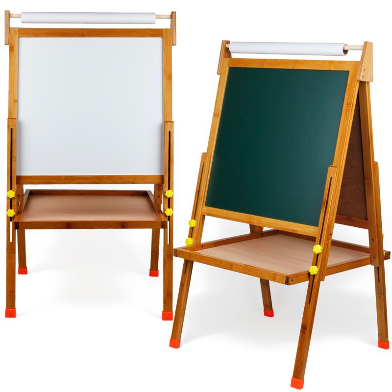 children bamboo chalkboard