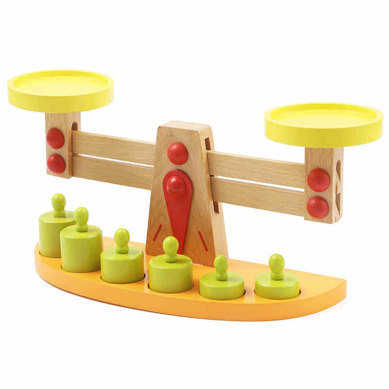 wooden pretend play toy