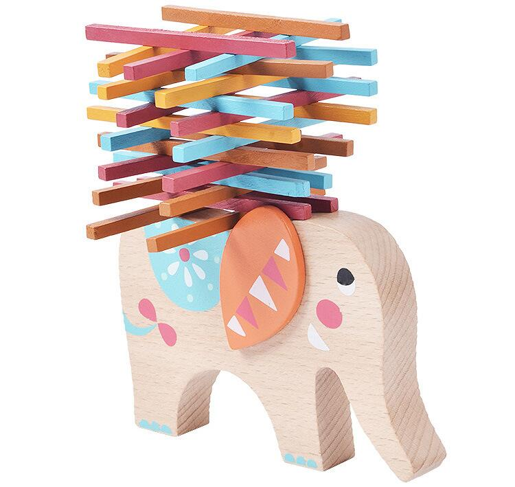animal balance toy