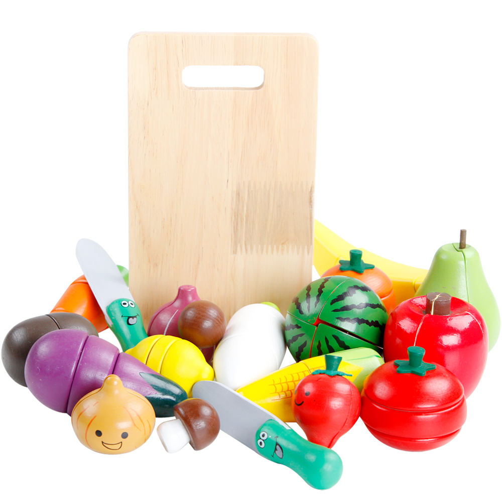 wooden pretend play toys