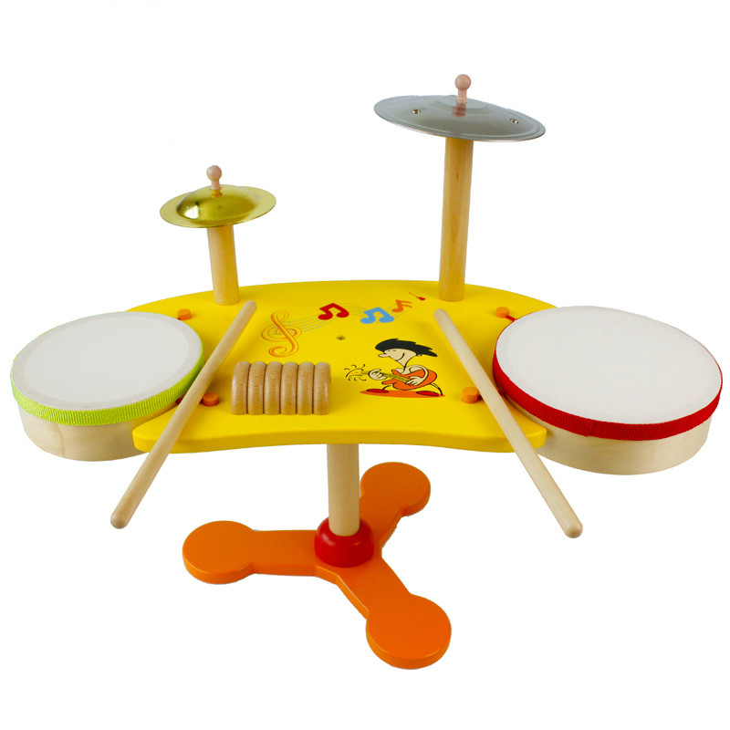 wooden tots musical table