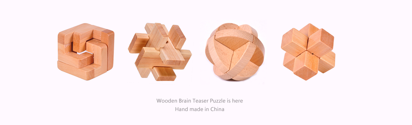 wooden puzzle series