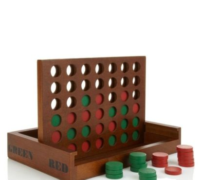 old style of wooden game